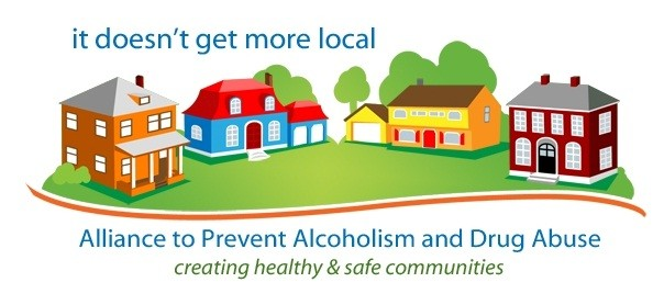 Alliance It Doesnt Get More Local logo - Municipal Alliance for the Prevention of Alcohol & Drug Abuse