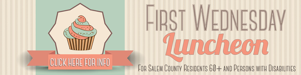 First Wednesday Luncheons