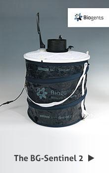 BG-Sentinel 2 trap