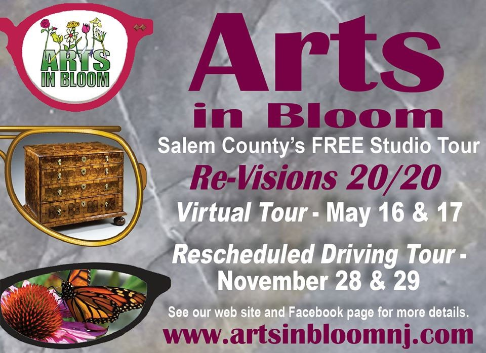 2020 Arts in Bloom Reschedule Virtual Tour - Arts in Bloom - 2020 Driving Tour